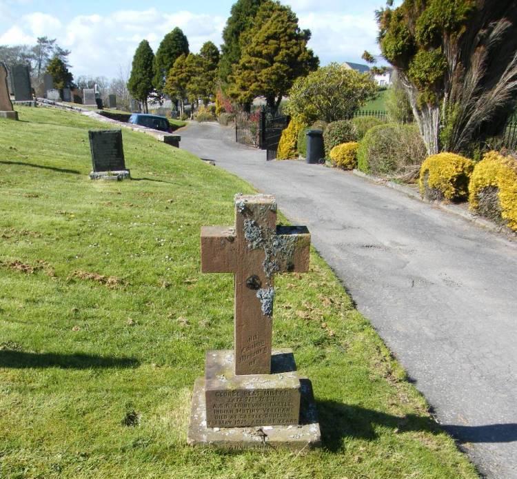 Commonwealth War Graves Castle Douglas Cemetery