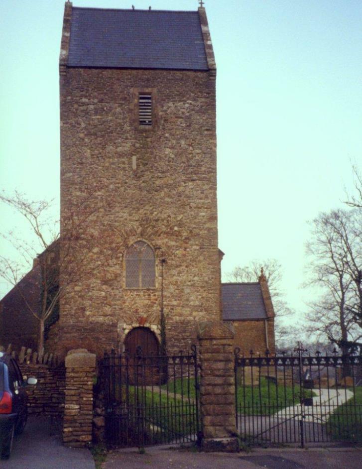 Commonwealth War Graves St. Barrwg Churchyard