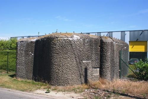 KW-Linie - Bunker P46