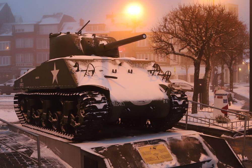 M4A3 Sherman Tank Bastogne