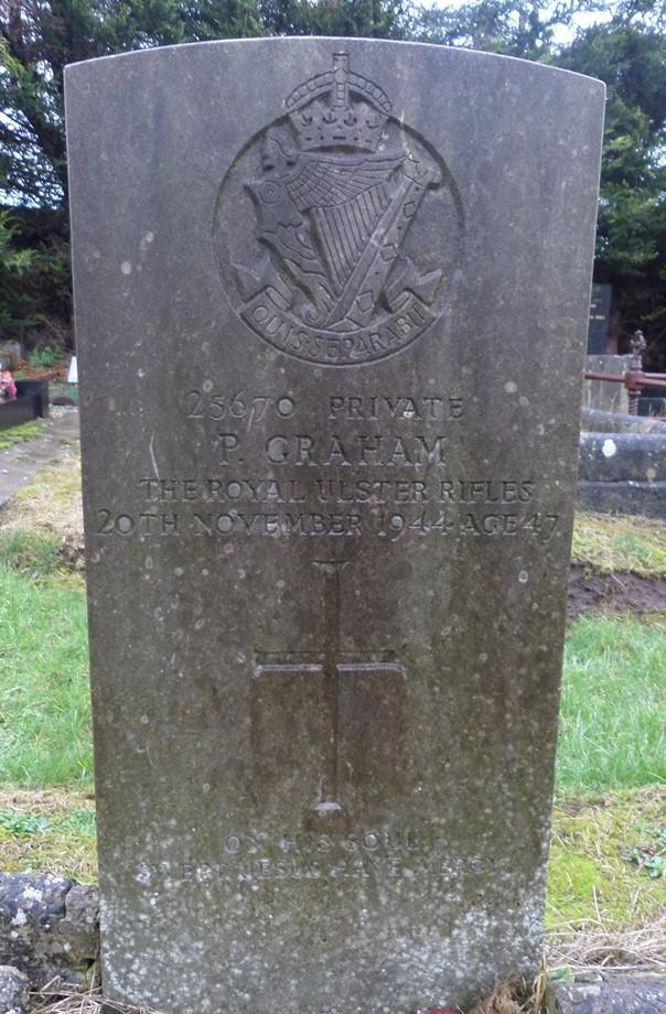 Oorlogsgraven van het Gemenebest Holy Trinity Roman Catholic Cemetery
