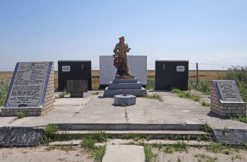 Memorial & Mass Grave Defenders Dzharylhatska Peninsula