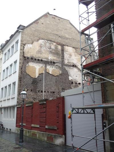 Destroyed House Annastraße