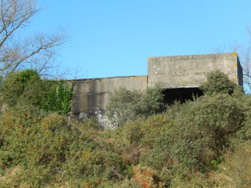 French bunker Zuydcoote