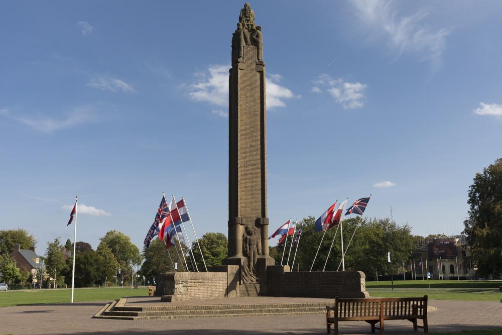 Airborne Monument Oosterbeek
