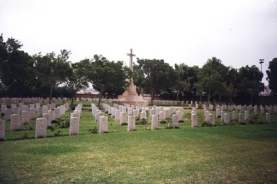 Commonwealth War Cemetery Tripoli