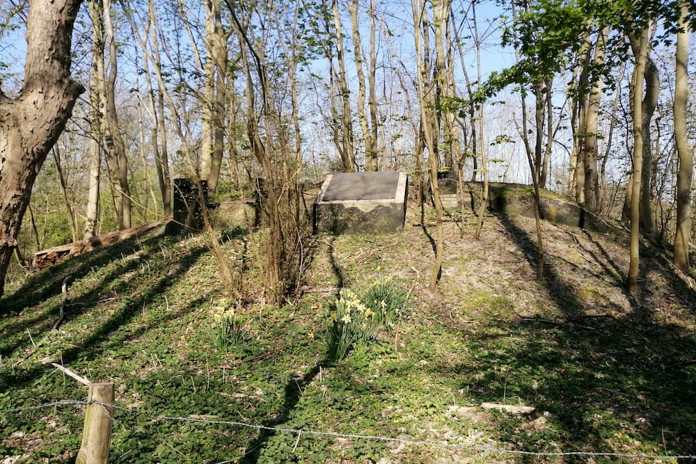 Fa Unterstand(5) WN 329 H Burgh-Haamstede