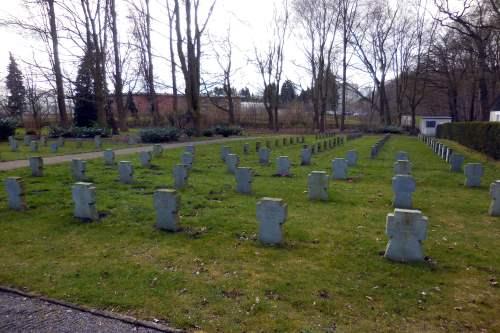 German War Cemetery Bedburg-Hau