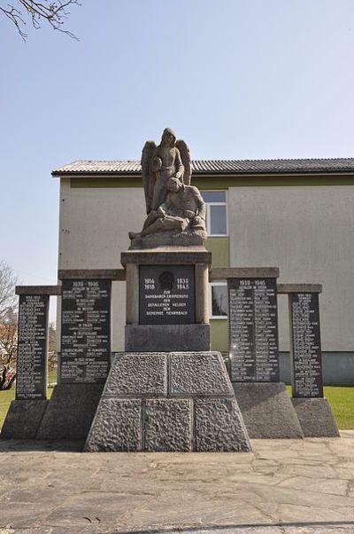 War Memorial Mehrnbach
