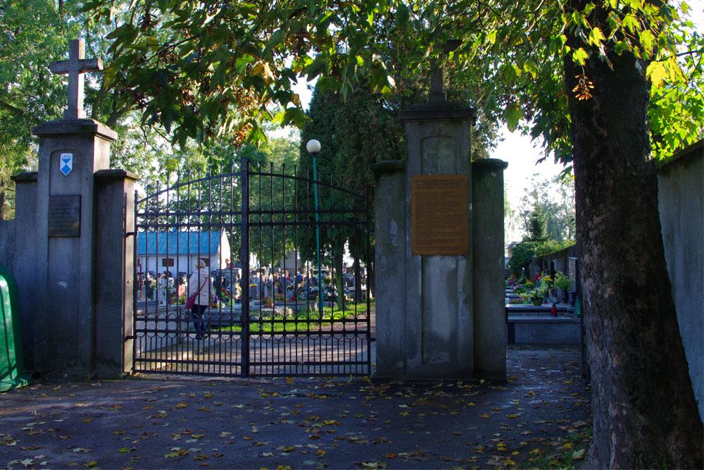 Roman Catholic Cemetery Auschwitz