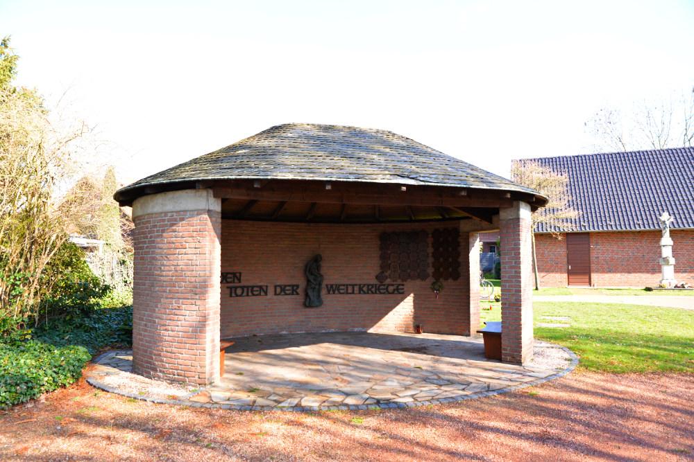 Oorlogsmonument Orsbeck Kerkhof