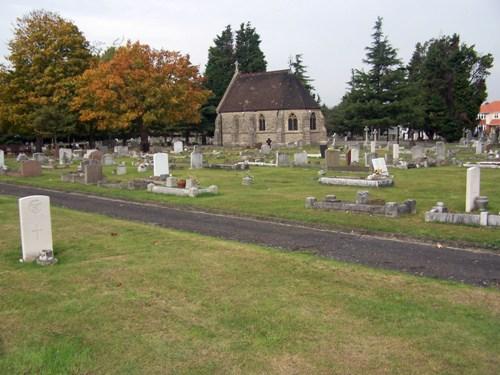 Oorlogsgraven van het Gemenebest Watling Street Cemetery