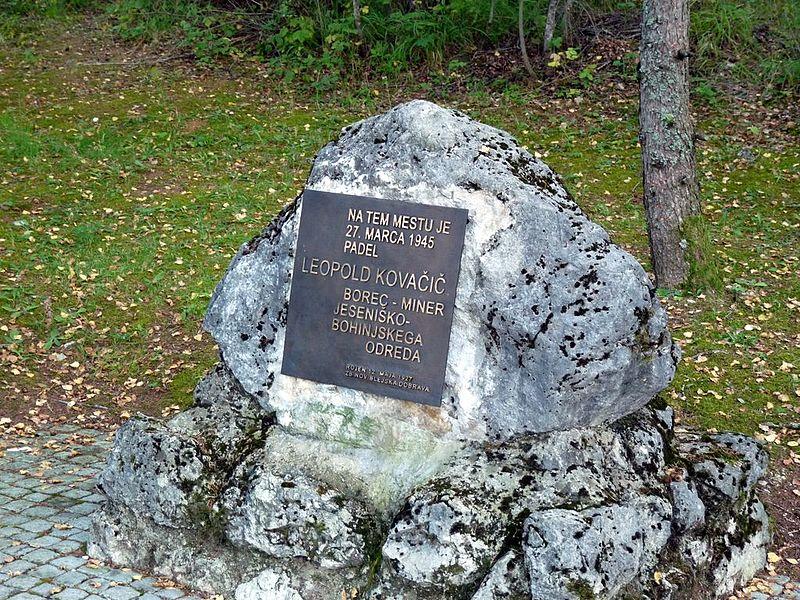 Memorial Leopold Kovačič