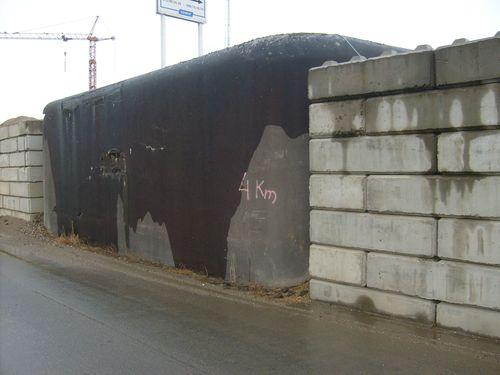 Belgische Bunker Zuid-Willemsvaart