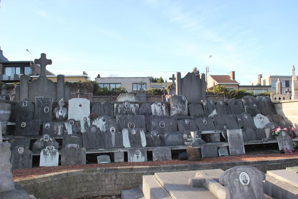 Commemorative Plaques War Victims Seraing