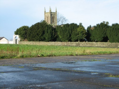 Commonwealth War Grave Gartree Church of Ireland Churchyard