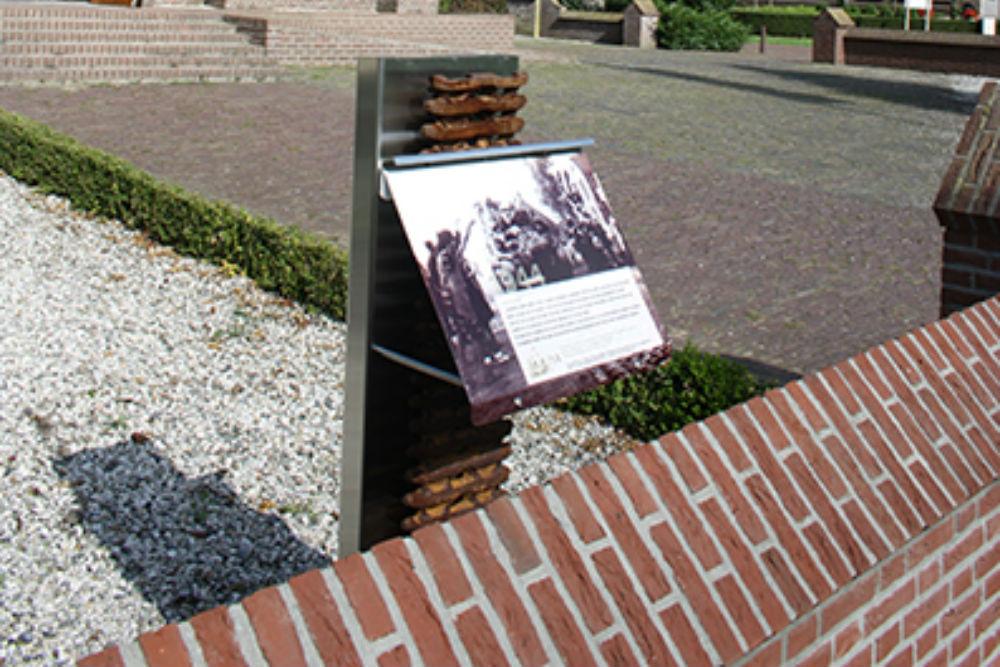 Memorial Plaque Market Garden