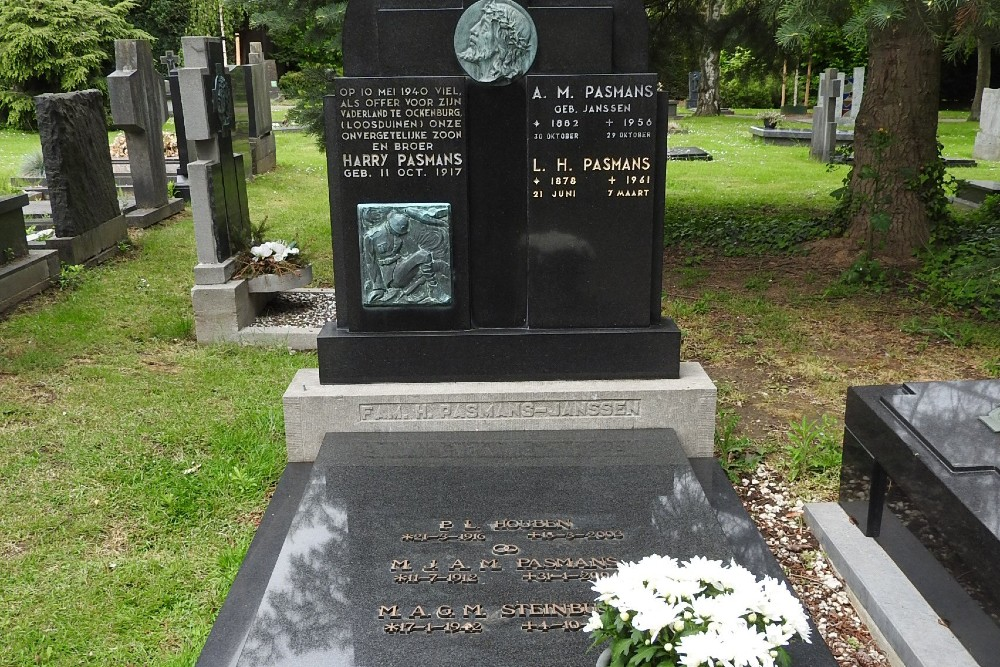 Nederlandse Oorlogsgraven Algemene Begraafplaats Heerlen