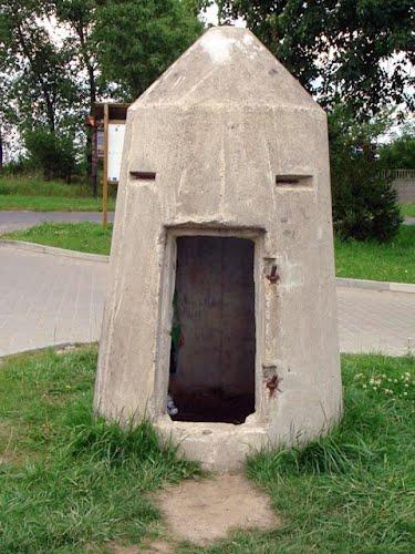 Ostwall - Eenpersoons Schuilbunker
