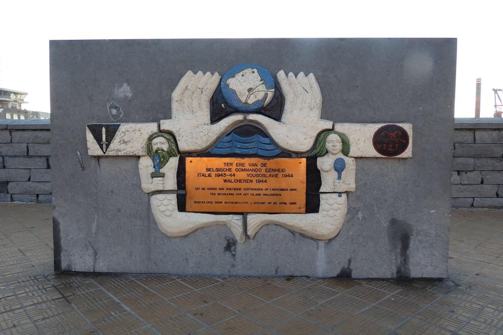 Memorial Belgian Commandos