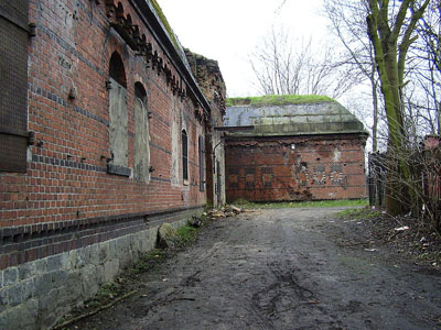 Festung Posen - Fort IXa (Witzleben) Poznań