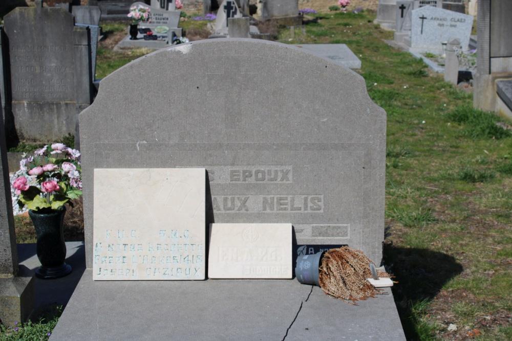 Veteran War Graves Sainte-Marie-Geest