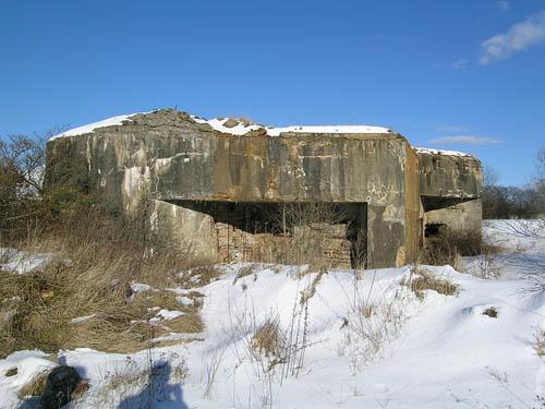 Maginot Line - Casemate du Ravin de Crusnes (C23)