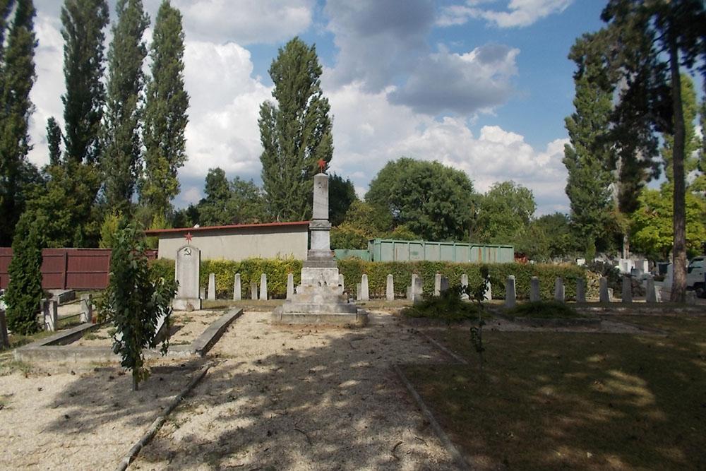 Sovjet Oorlogsgraven Mosonmagyaróvár