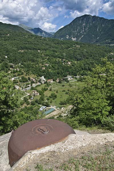 Maginotlinie - Fort Gordolon