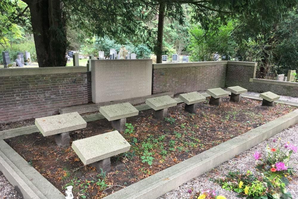 Nederlandse Oorlogsgraven Algemene Begraafplaats Deventer