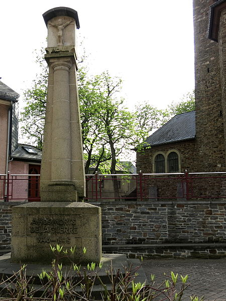 War Memorial Hosingen