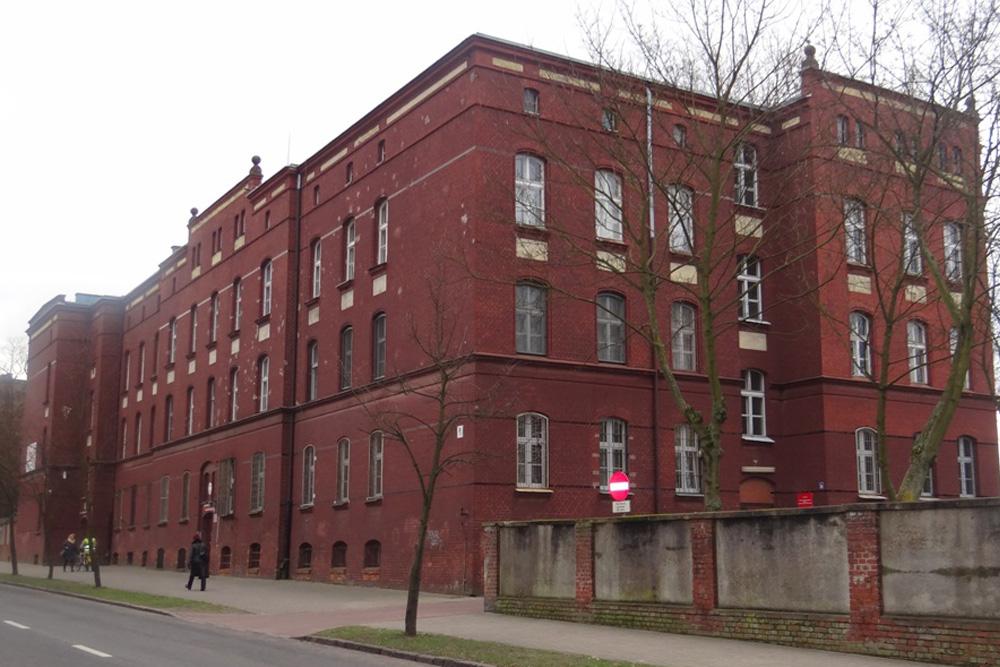 Former Prussian Barracks