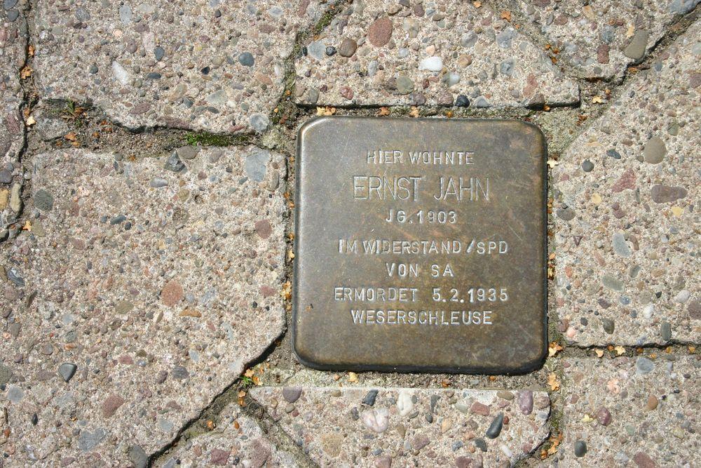 Stumbling Stone Pyrmonterstrasse 29