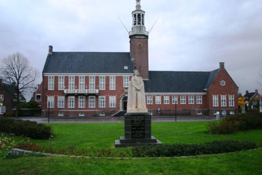 Fusillade Monument Hoogeveen