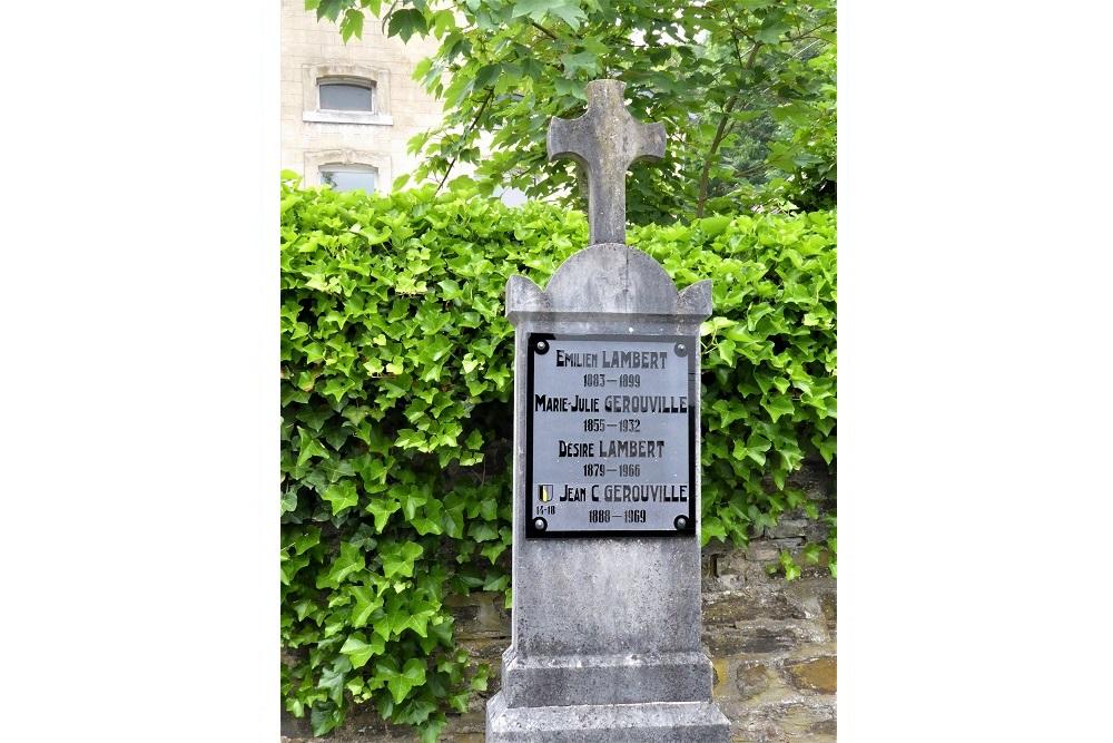 Belgisch Graf Oud-strijder Biourge