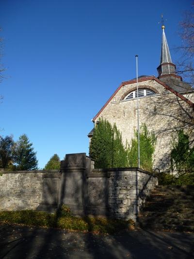 Oorlogsmonument Laurensberg