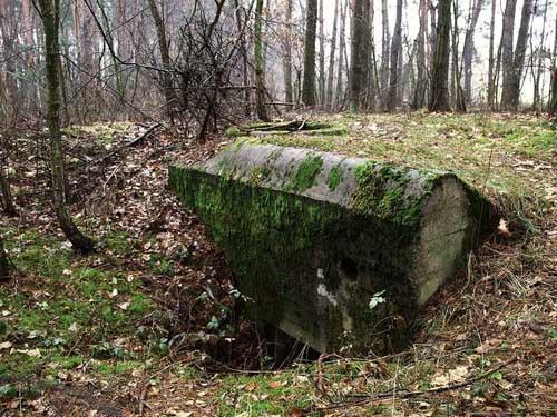 Rawka-Bzura-Stellung - Ringstand 58c Sierzchow (A)
