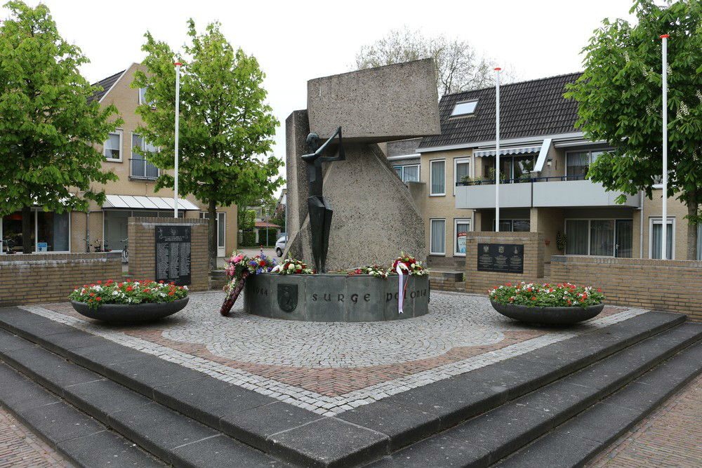 Polish Monument Driel (Memorial for the Missing in Action)