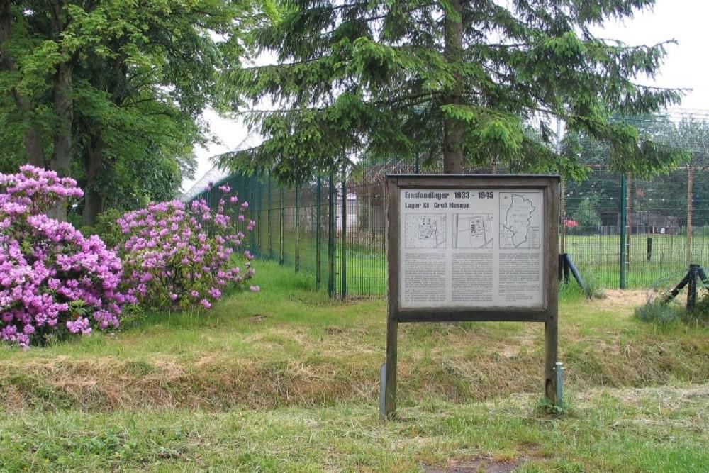 POW Camp Groß-Hesepe (Emslandlager XI - Stalag VI C)