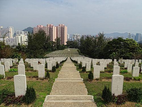 Amerikaanse Oorlogsgraven Sai Wan