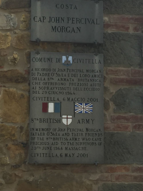 Monument 8th British Army
