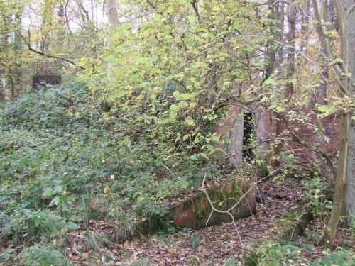 Schuilbunker Withington Woods