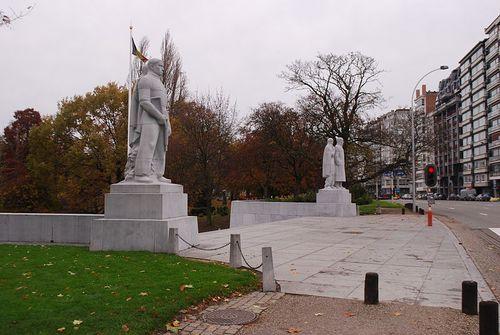 Nationaal Monument voor het Verzet Liège
