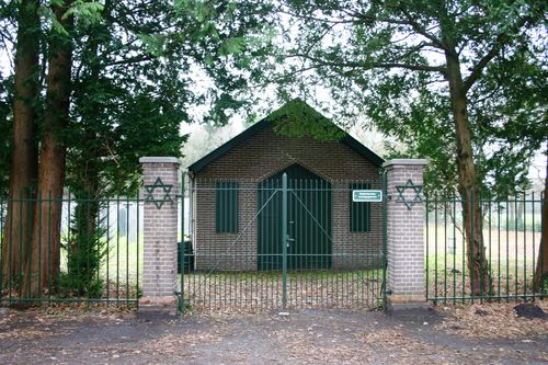 Jewish War Graves Twijfelveld