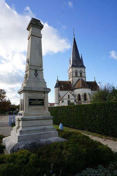 War Memorial Loisy-sur-Marne
