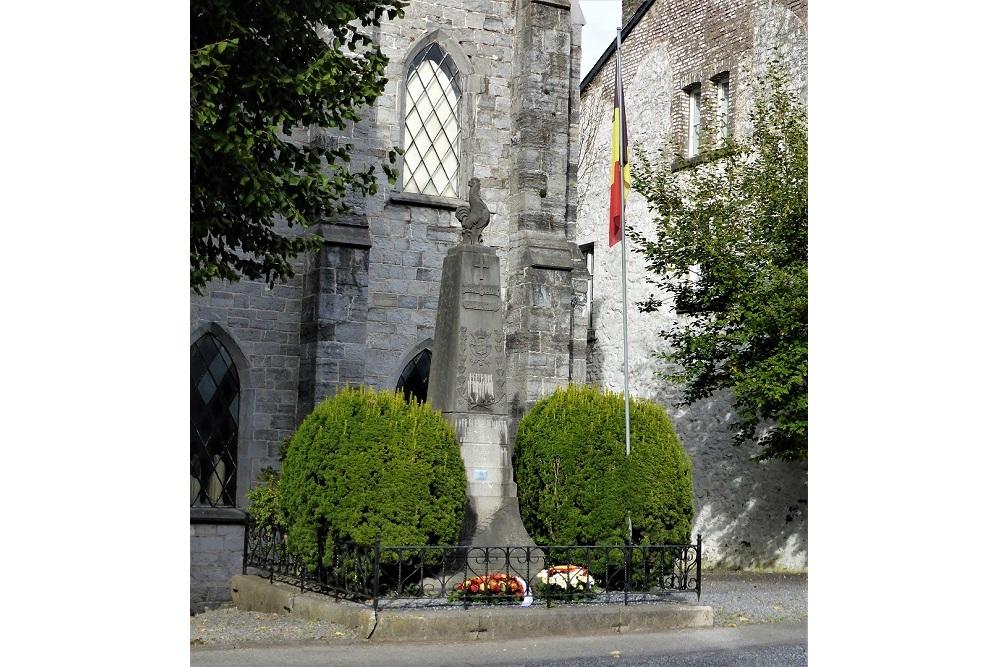 War Memorial Resteigne