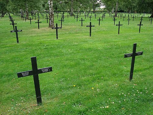 German War Cemetery Lambersart