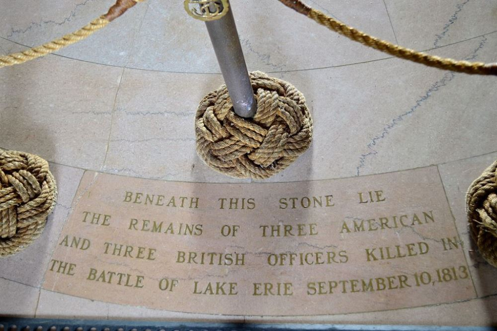 Grave Fallen of Battle of Lake Erie