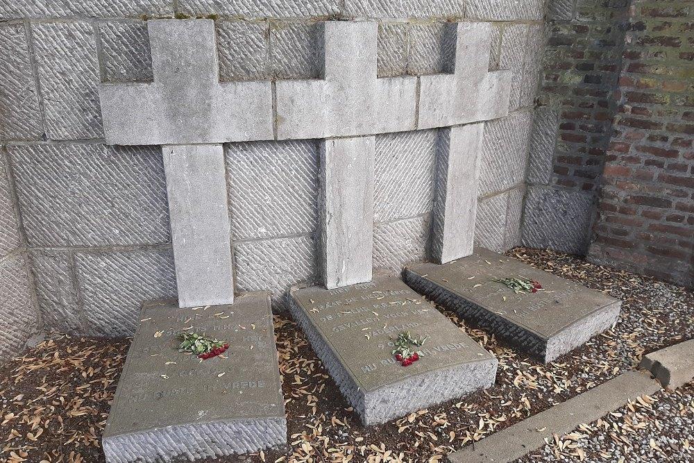 Nederlandse Oorlogsgraven Rooms Katholieke Begraafplaats Eijsden