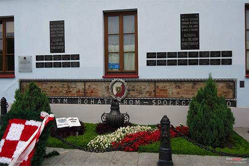 Execution Memorial 1943